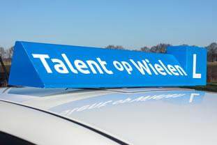 Dakbord Talent op Wielen