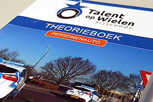 Theorieboek Talent op Wielen